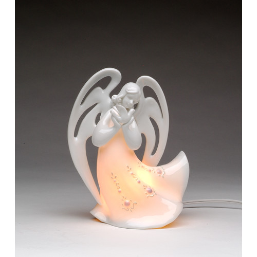 Cosmos Gifts Peaceful Angel Night Light