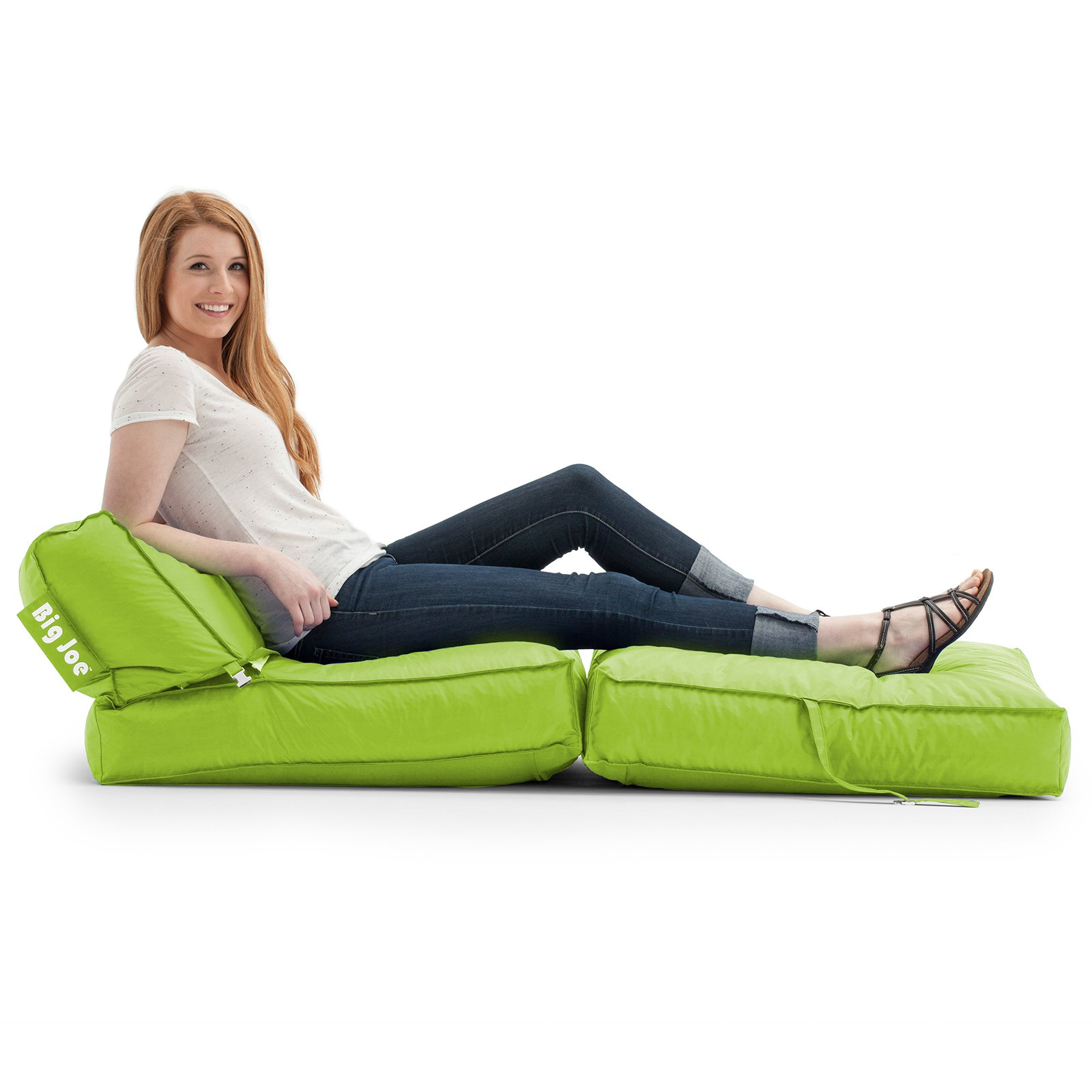 Big Joe Flip Lounger Bean Bag Multiple Colors Walmart