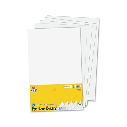 pacon halfsize sheet poster board pac5443 walmartcom
