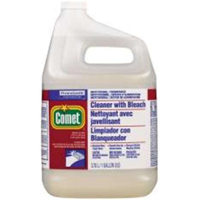 Procter & Gamble 881180 Comet Cleaner With Bleach 1 Gal Refill