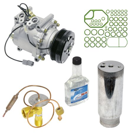 New A/C Compressor and Component Kit 1051393 - 38810P06A06 Civic Civic del -