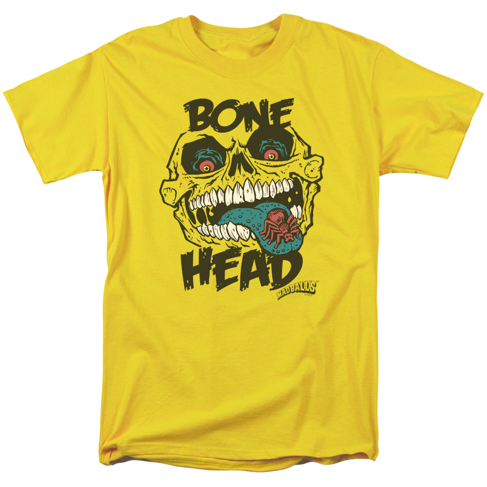 Madballs Bonehead Mens Short Sleeve Shirt