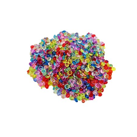 Crayola Ball (DIY Fishbowl Polystyrene Craft Styrofoam Filler Beads Handicraft For Slime Balls)
