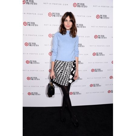 Alexa Chung At Arrivals For Peter Pilotto For Target Launch Party Gotham Hall New York Ny February 6 2014 Photo By Eli WinstonEverett Collection