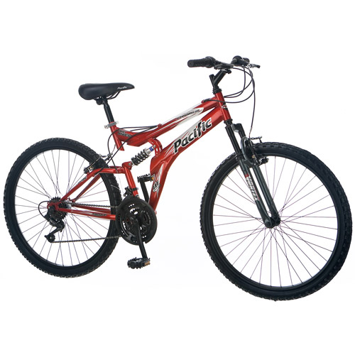 "26"" Pacific Chromium Men's Bike"