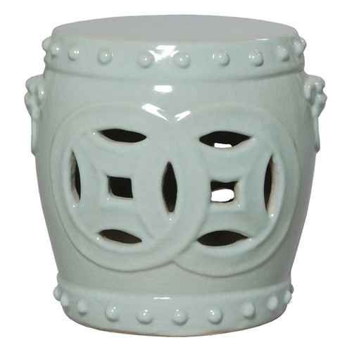 Emissary Home and Garden Fortune Double Garden Stool