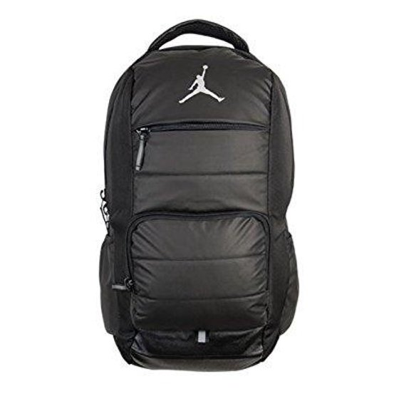 8aaca65431 nike - jordan unisex all world backpack black - Walmart.com