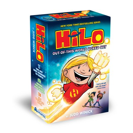Hilo: Out-of-This-World Boxed (Out Box Set)