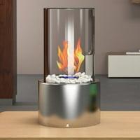 Regal Flame Eden Ventless Portable Bio Ethanol Tabletop Fireplace