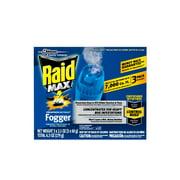 Raid Max Deep Reach Concentrated Fogger, 2.1 oz, 3 cans