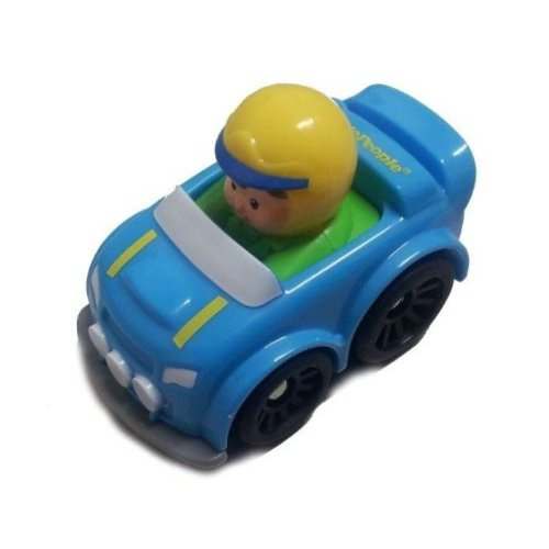 Fisher-Price Little People Wheelies Vehicle, Rally Racer
