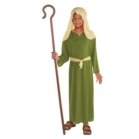Shepherd Boys Child Religious Christmas Halloween (Children's Costumes For Christmas)