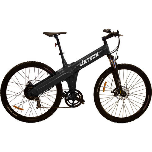Jetson Electric Mountain Bike with Hidden Battery by Jetson Electric Bikes