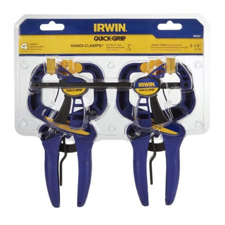 Resin Grip (Irwin Resin Grip Clamps Blue )