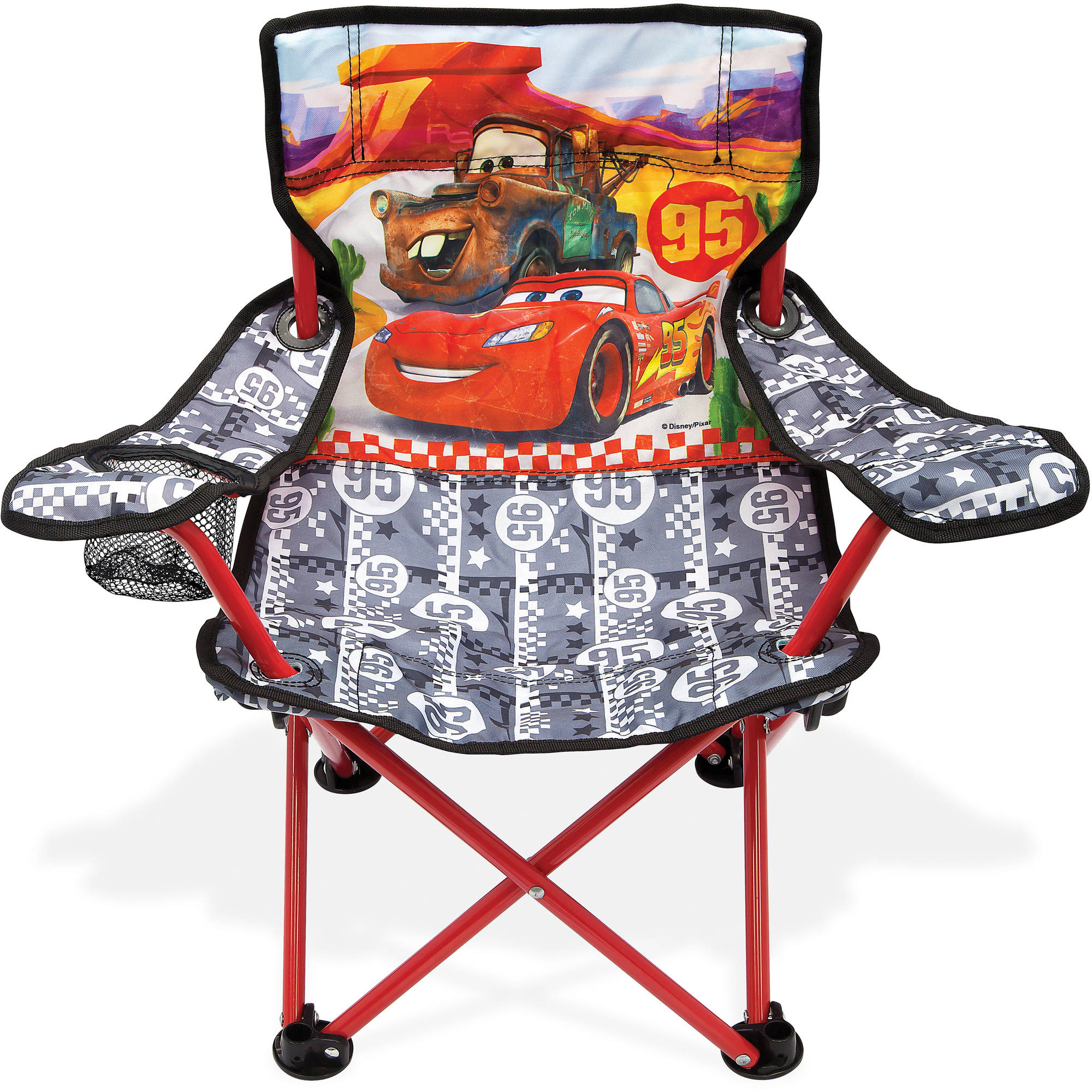Disney Cars Fold N' Go Chair
