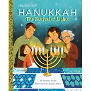Big Golden Book: Hanukkah: The Festival of Lights (Hardcover)