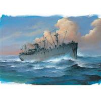 Trumpeter 5756 US Liberty Ship John W Brown 1/700 Scale Plastic Model Kit
