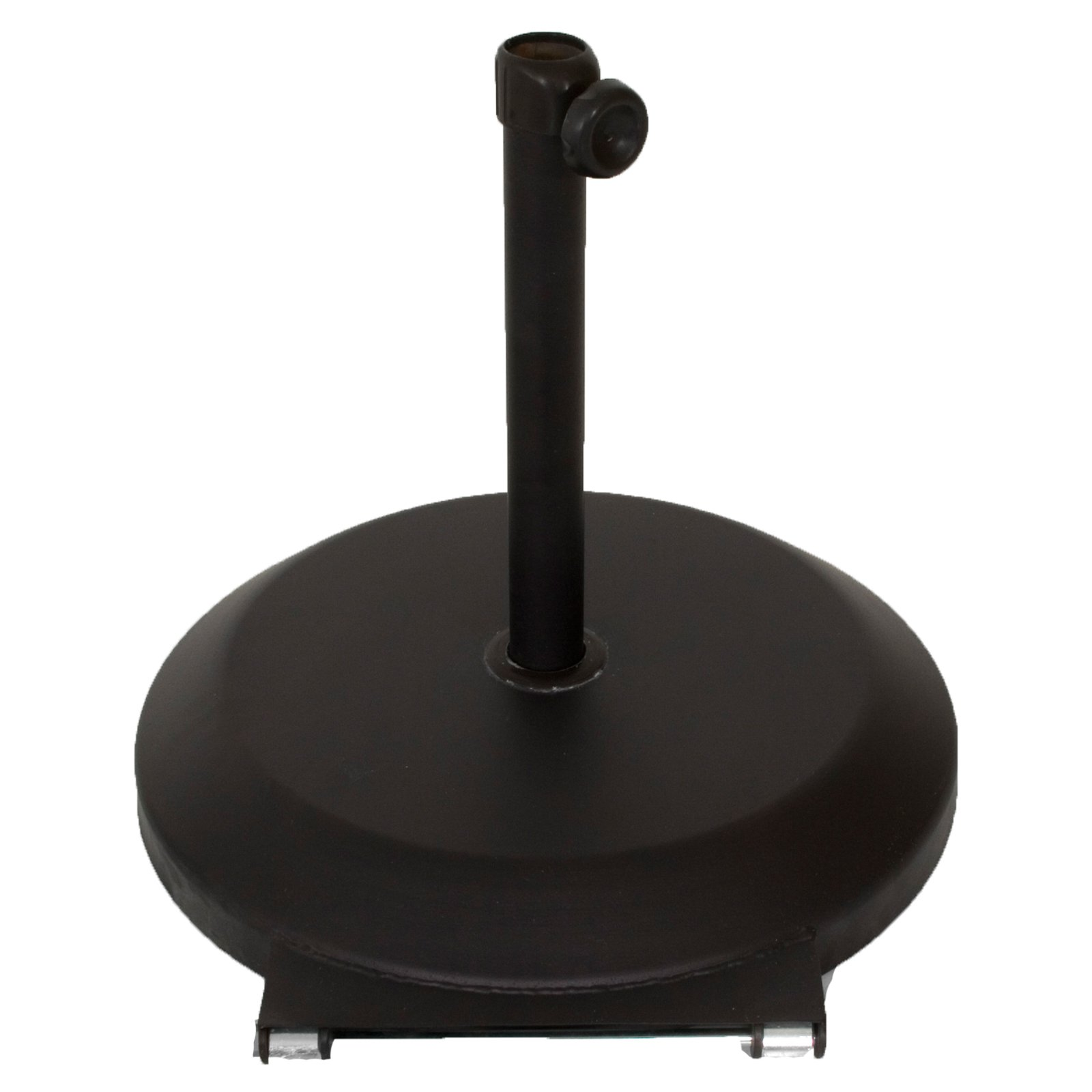 Steel Cement Filled Patio Umbrella Stand Base
