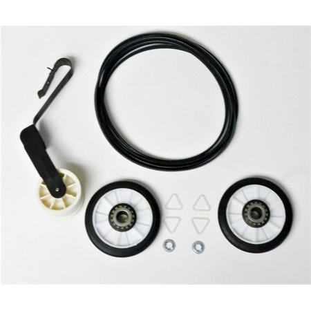 4392065 Dryer Belt Pulley Maintenance for Whirlpool Kenmore ()