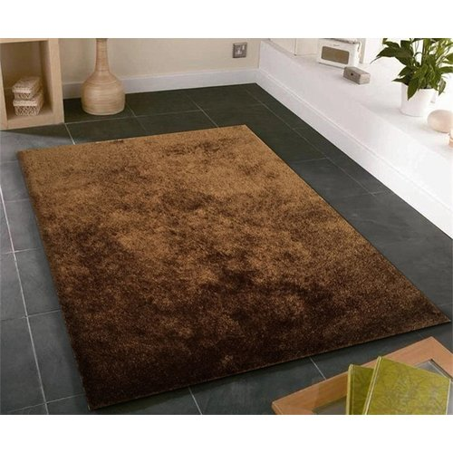Brayden Studio William Street Hand-Knotted Brown Area Rug