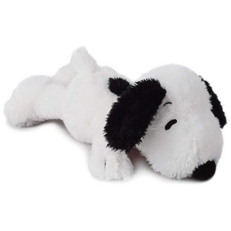 "Peanuts Snoopy Floppy Stuffed Animal, 12.5"" Classic Stuffed Animals Movies & TV - Large Snoopy Stuffed Animal"