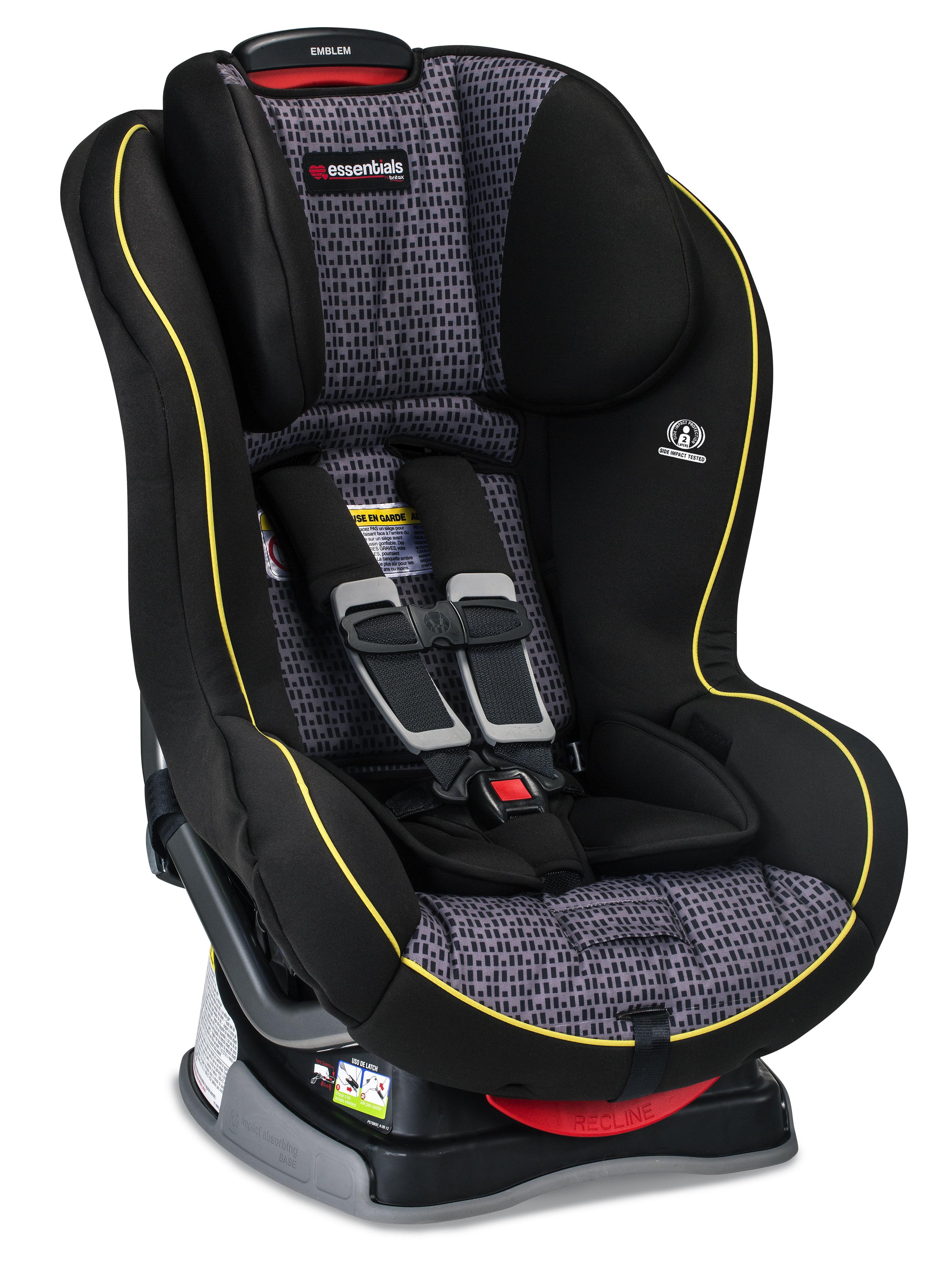 Britax Emblem Convertible Car Seat, Pulse by Britax