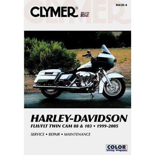 Harley Davidson Flh/Flt Twin Cam 88 & 103 1999-2005