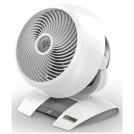 Fan Timer Board - Vornado Fans CR1-0240-43 5303 Digital Fan With Remote & Timer, White