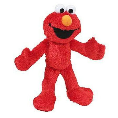 Ssame Street Elmo Plush 8