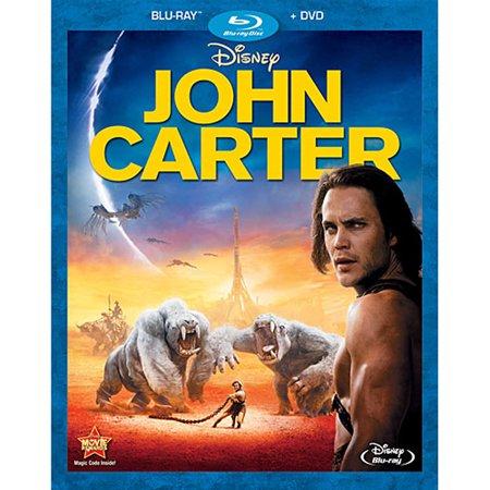 John Carter Halloween (John Carter (Blu-ray + DVD))