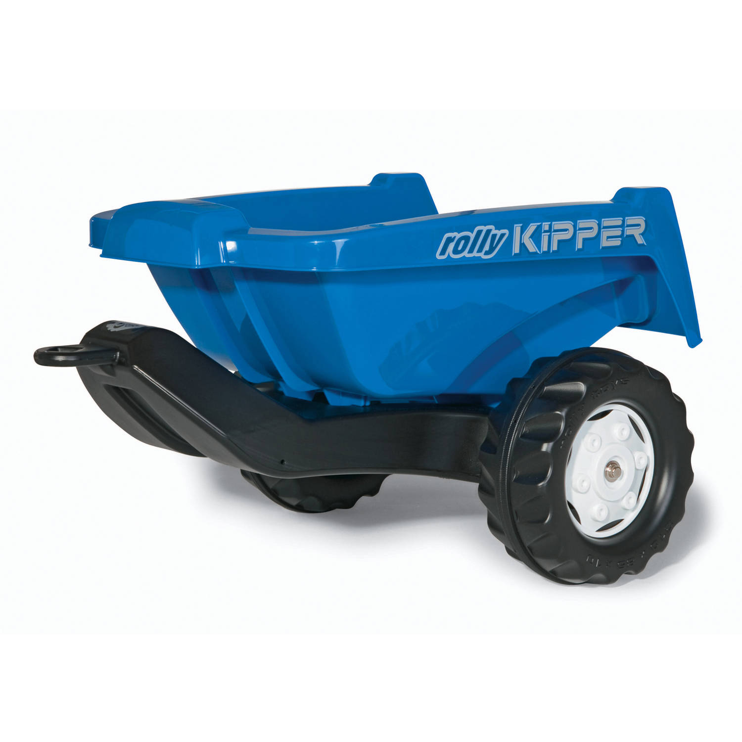 Tipper Trailer, Blue
