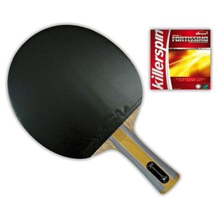 Killerspin RTG Diamond CQ Premium Table Tennis Paddle