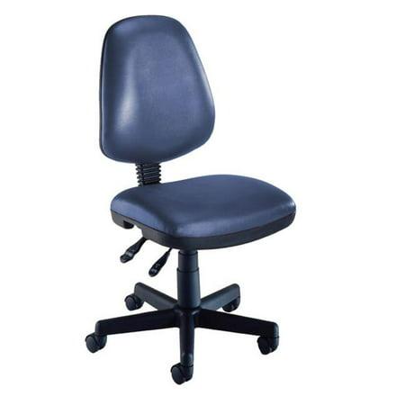 OFM 119-VAM-605 Vinyl Posture Task Chair-Navy