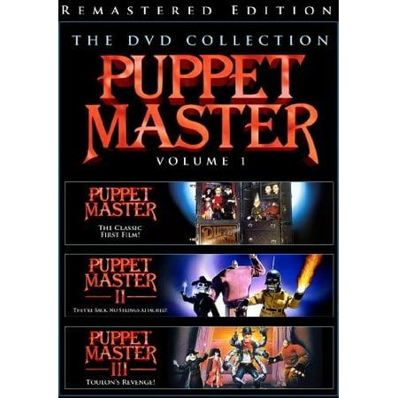 Puppet Master Trilogy (DVD)](Puppet Master Blade)