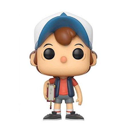 Funko Gravity Falls POP! Animation Dipper Pines Vinyl Figure #240 [Regular Version], Styles may - Pops Regular Show
