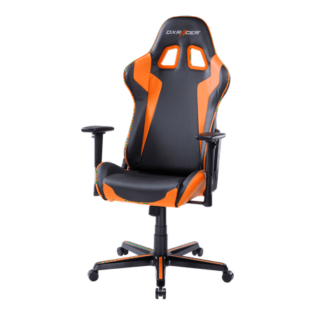 DXRacer Formula Series Black and Orange - OH/FH00/NO - High Back, Reclining, Gaming E-Sports Chair