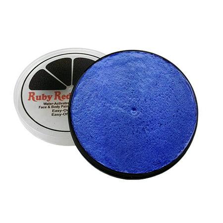 Couleur individuelle 18ml - 061 oz Visage et Corps Peinture Couleur- Perle Ultramarine