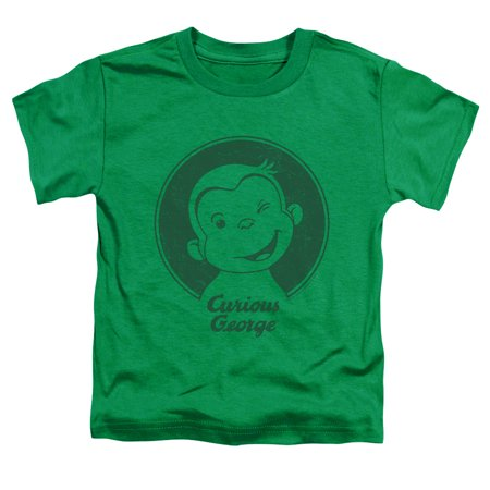 Curious George Classic Wink Little Boys Shirt