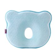 Memory Foam Baby Pillows Breathable Baby Shaping Pillows to Prevent Flat Head Ergonomic Newborns Pillow;Memory Foam Baby Pillows Baby Shaping Pillows Ergonomic Newborns Pillow