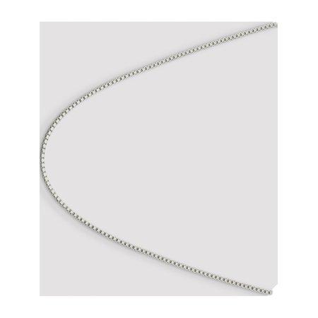 925 Sterling Silver 2mm Box Chain - image 2 de 5