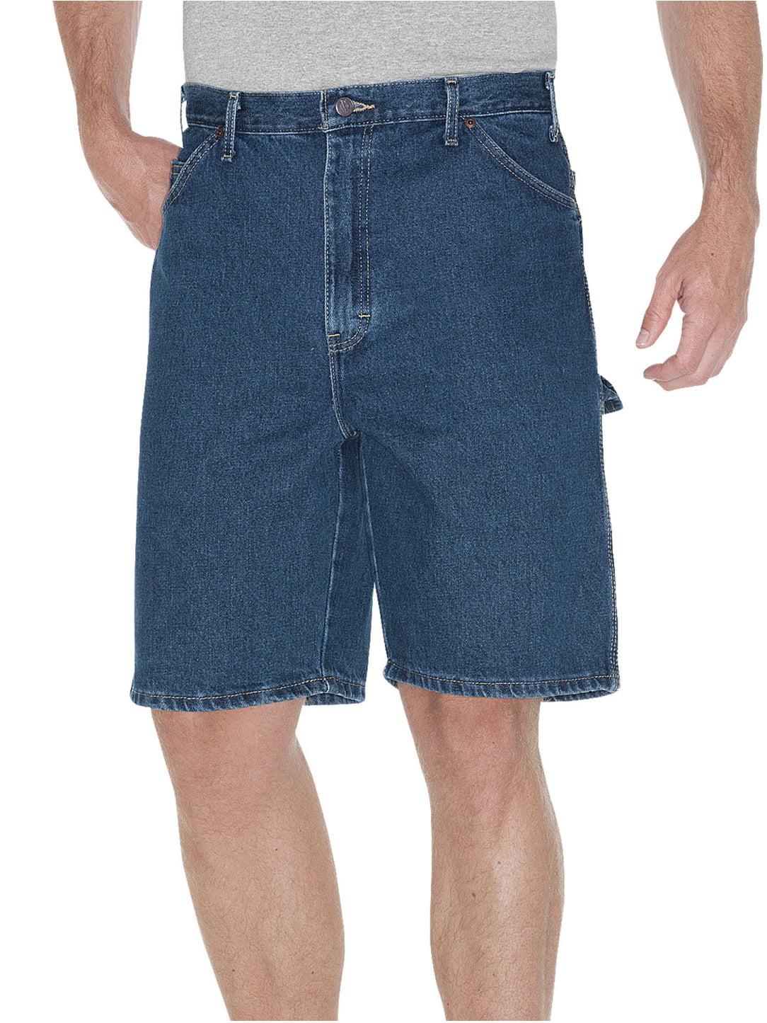 "Big Men's 9.5"" Denim Carpenter Short"