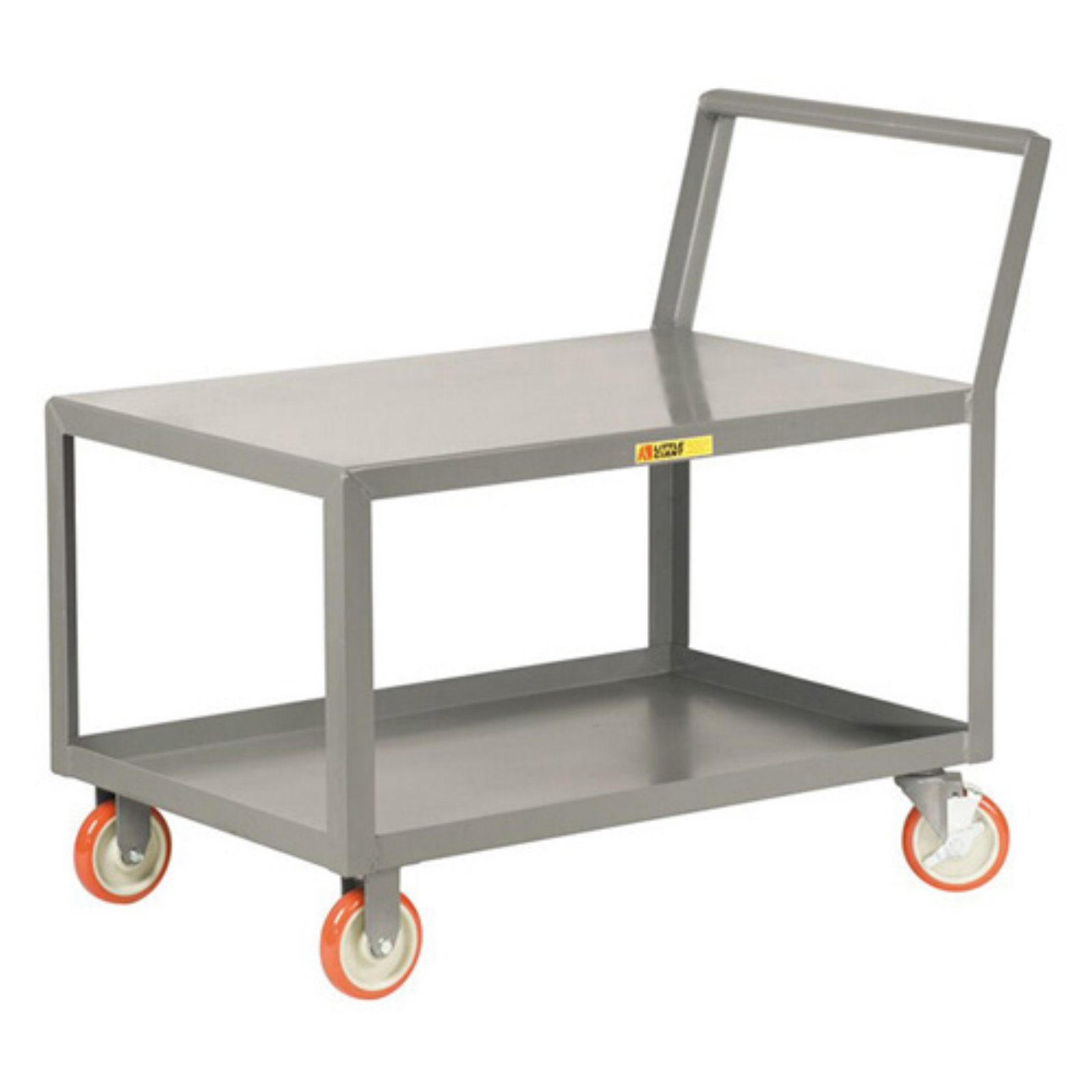 Little Giant Low Deck Shelf Truck with Sloped Handles