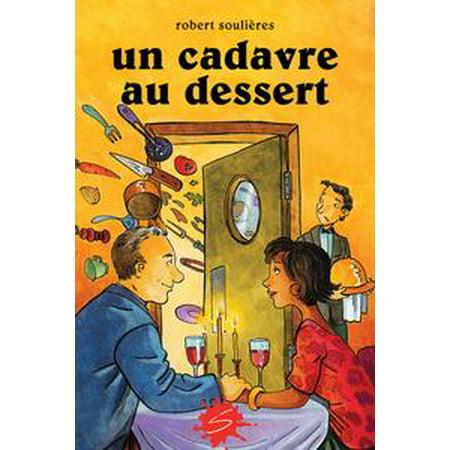 Un cadavre au dessert - eBook (Un Dessert Pour Halloween)
