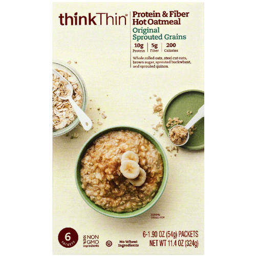 Thinkthin Original Sprouted Grains Prote