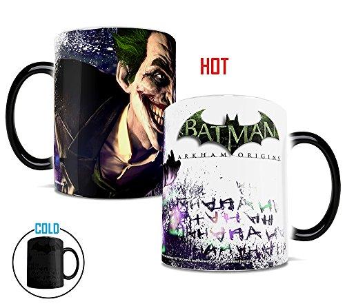 Trend Setters Morphing Mugs DC Comics Batman Arkham Origi...
