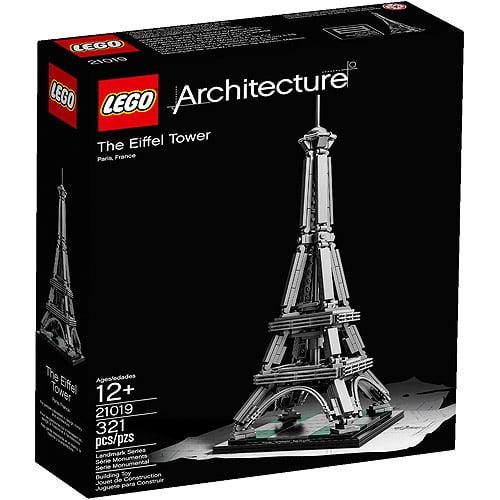 LEGO Architecture The Eiffel Tower Building Set