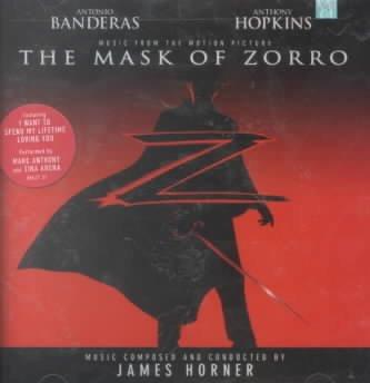 MASK OF ZORRO (OST)