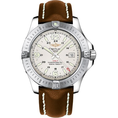 Breitling Colt A7438811/G792-437X Genuine Breitling Colt Quartz 44MM Mens Watch A7438811/G792 Lowest Price