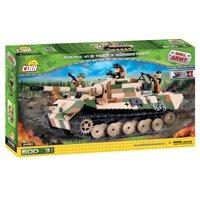 COBI Small Army PZKPFW VI Tiger II, 600pcs