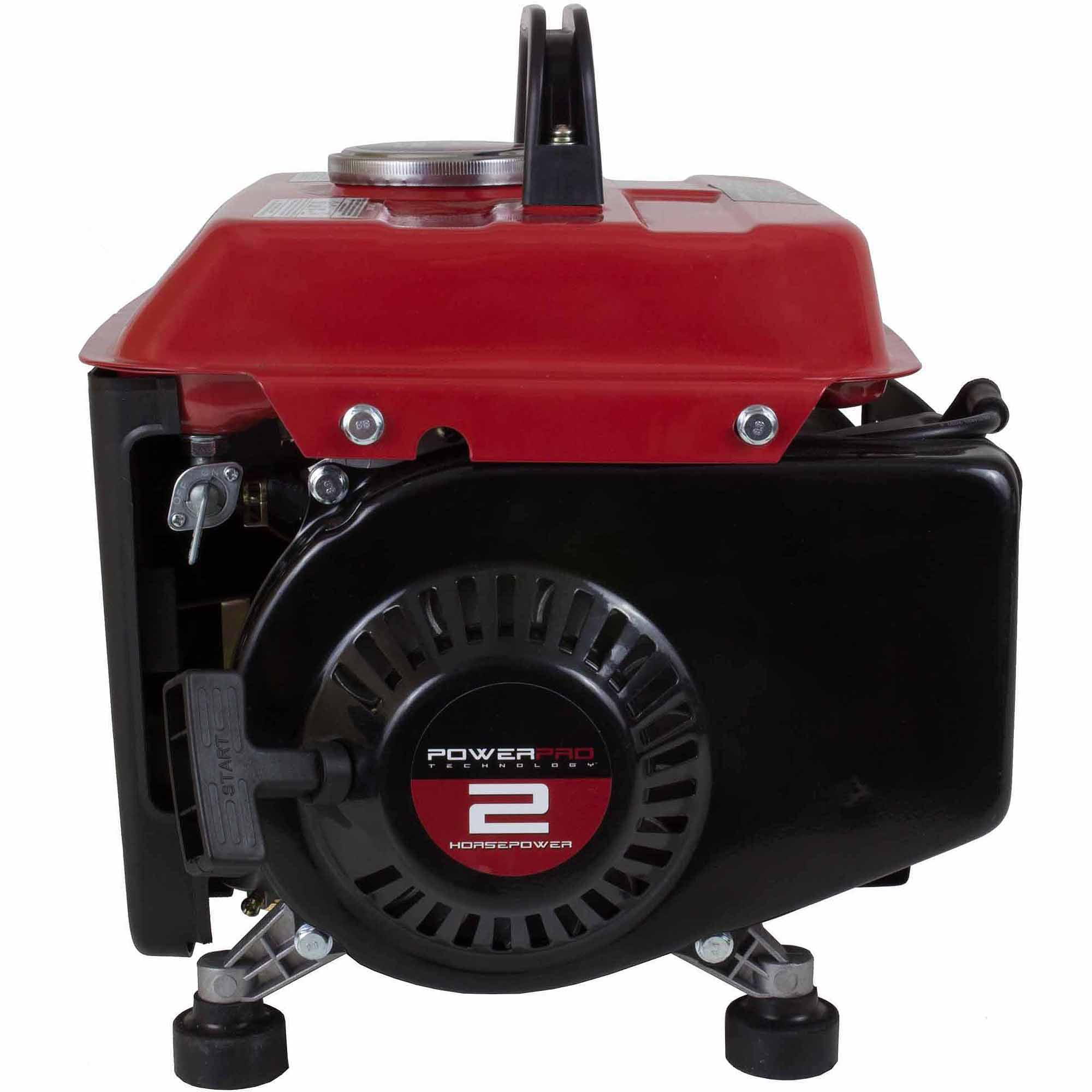 PowerPro 2-Stroke Generator, 1000W - Walmart.com